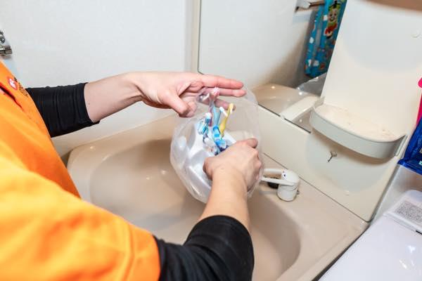洗面所、お手洗い回り2