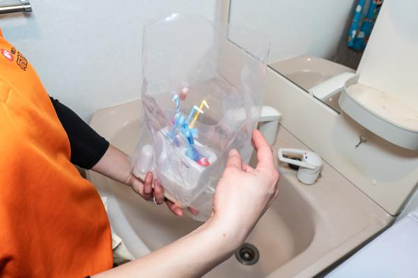 洗面所、お手洗い回り3